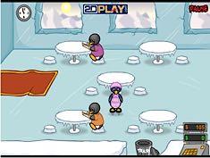 PENGUIN DINER trò chơi trực tuyến | POMU Game